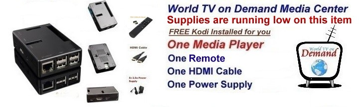 Kodi tv top box